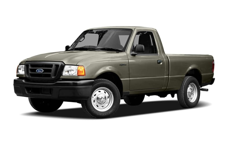 2005 Ford Ranger Exterior Photo