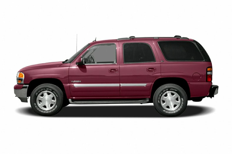 2005 GMC Yukon Exterior Photo