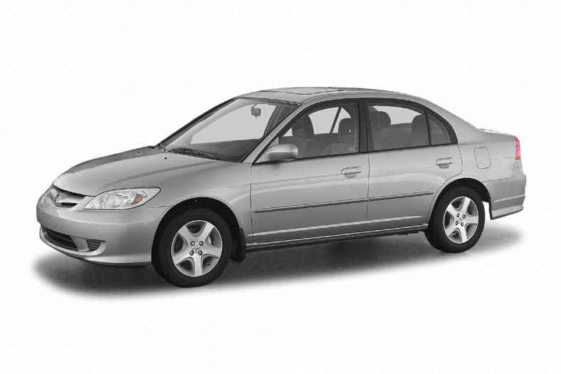 2005 Honda Civic Information
