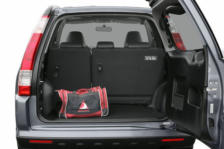 2005 Honda CR-V Exterior Photo