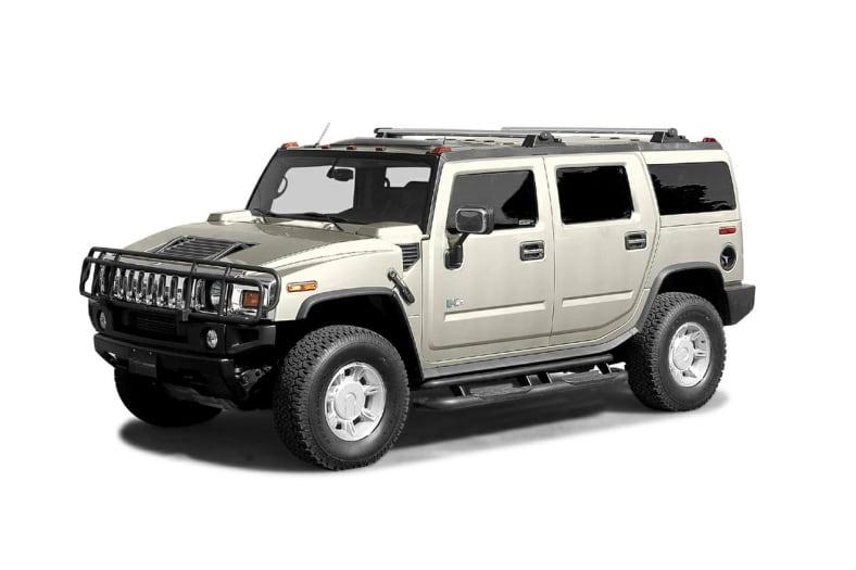 2005 H2 SUV