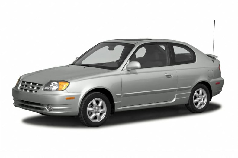 2005 Hyundai Accent Exterior Photo