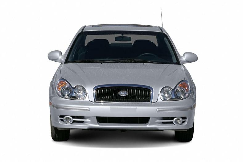 2005 Hyundai Sonata Exterior Photo