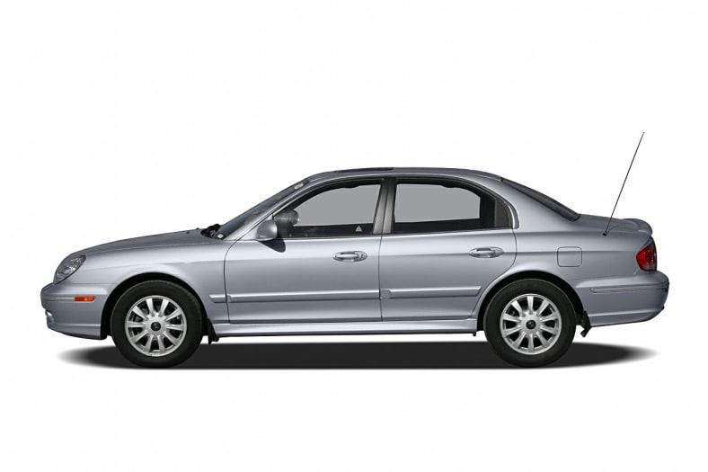 2005 Hyundai Sonata Exterior Photo