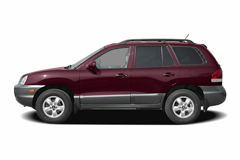 2005 Hyundai Santa Fe Exterior Photo