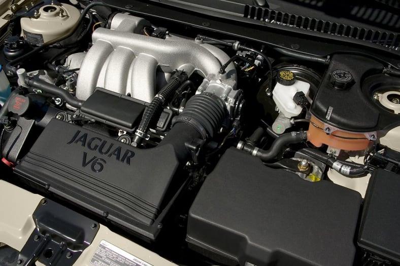 2005 Jaguar X-TYPE Exterior Photo