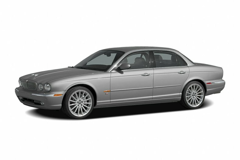 2005 Jaguar XJ Exterior Photo
