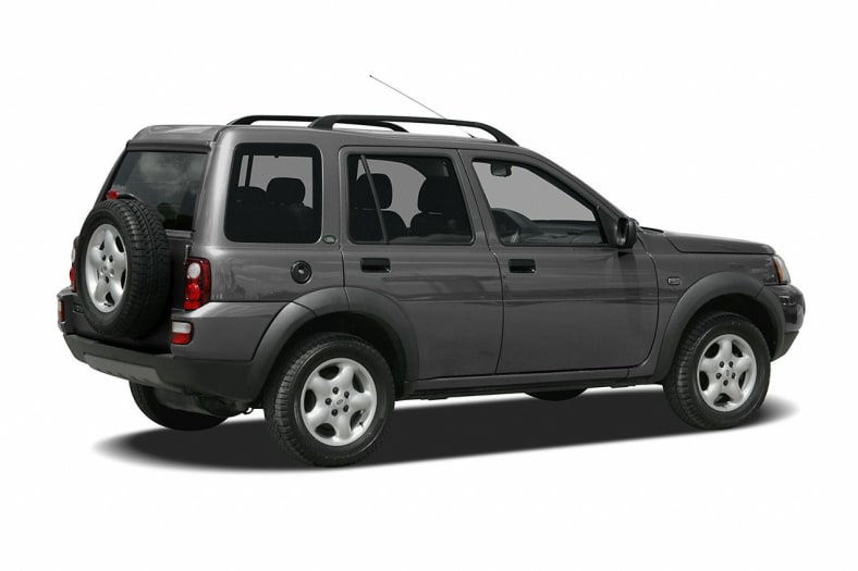 2005 Land Rover Freelander Exterior Photo