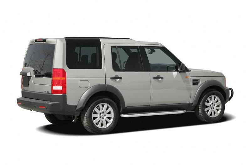 2005 Land Rover LR3 Exterior Photo