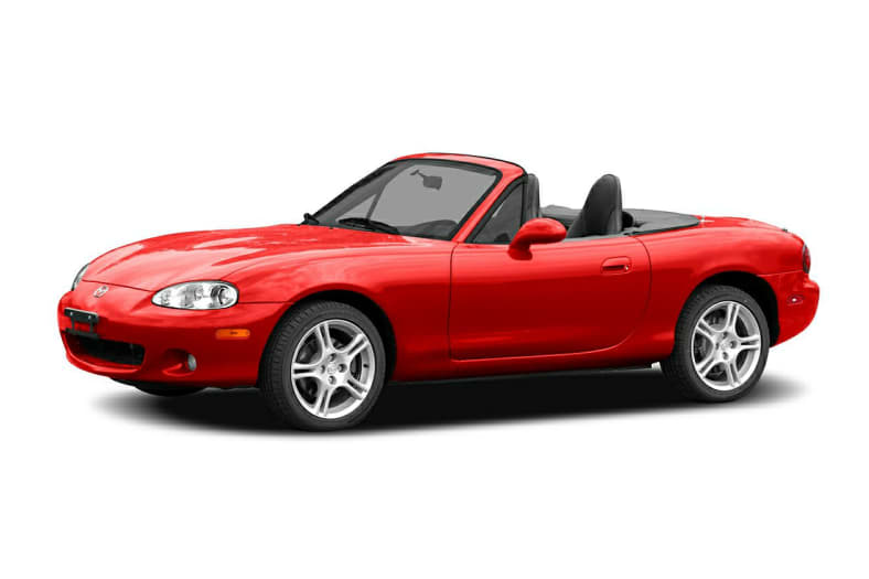 2005 Mazda MX-5 Miata Exterior Photo