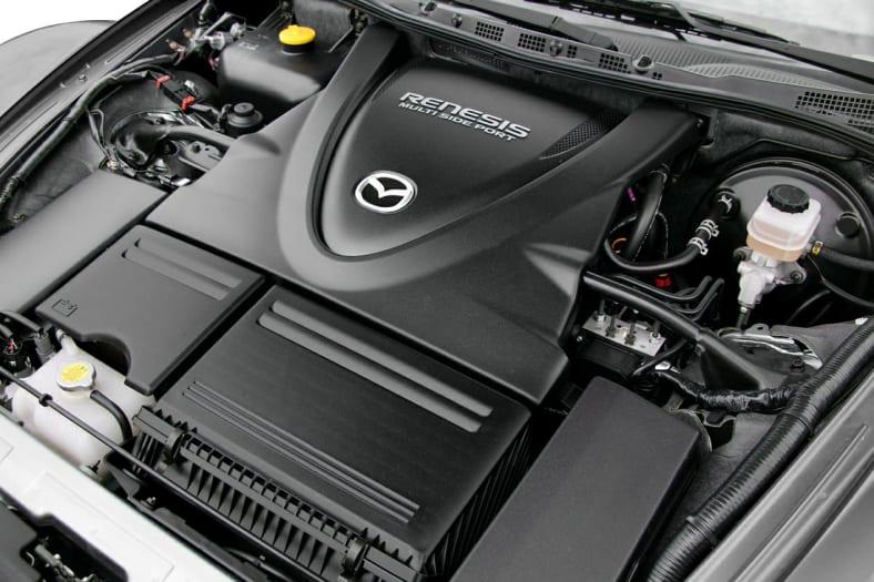 2005 Mazda RX-8 Exterior Photo