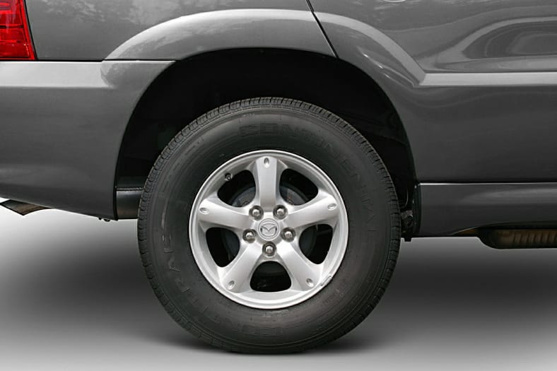 2005 Mazda Tribute Exterior Photo