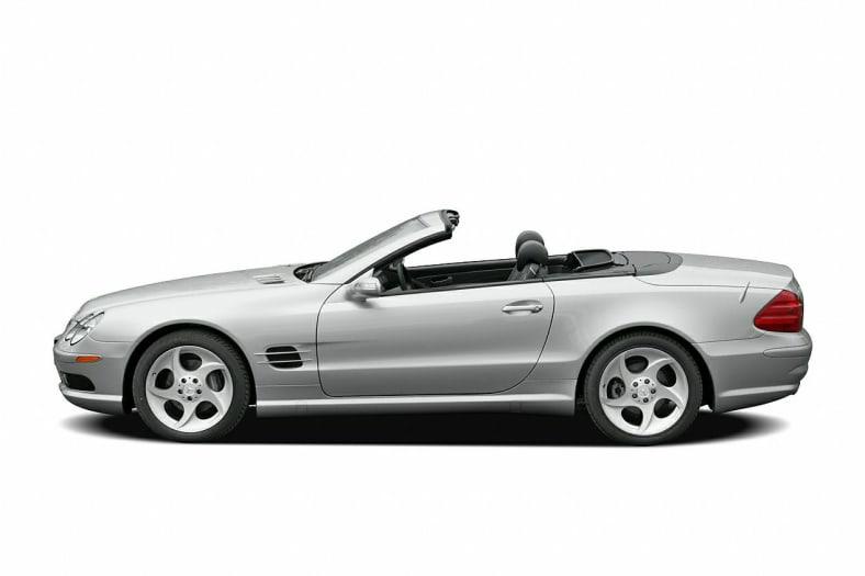 2005 Mercedes-Benz SL-Class Exterior Photo