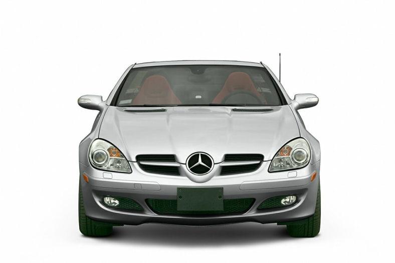 2005 Mercedes-Benz SLK-Class Exterior Photo