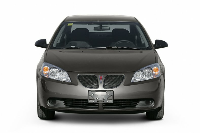2005 Pontiac G6 Exterior Photo