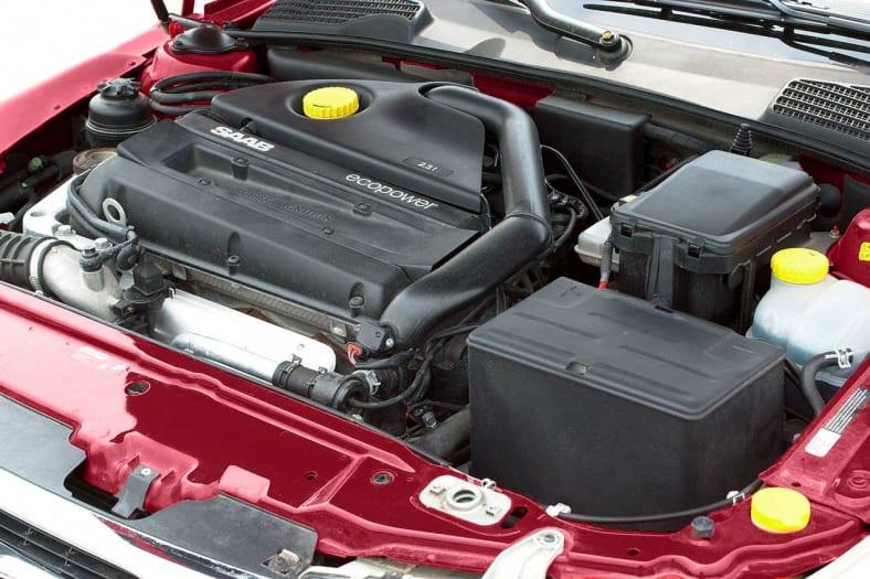 2005 Saab 9-5 Exterior Photo