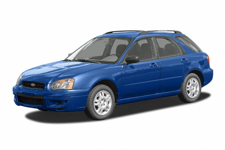 2005 subaru impreza information. Black Bedroom Furniture Sets. Home Design Ideas