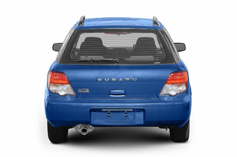2005 Subaru Impreza Exterior Photo