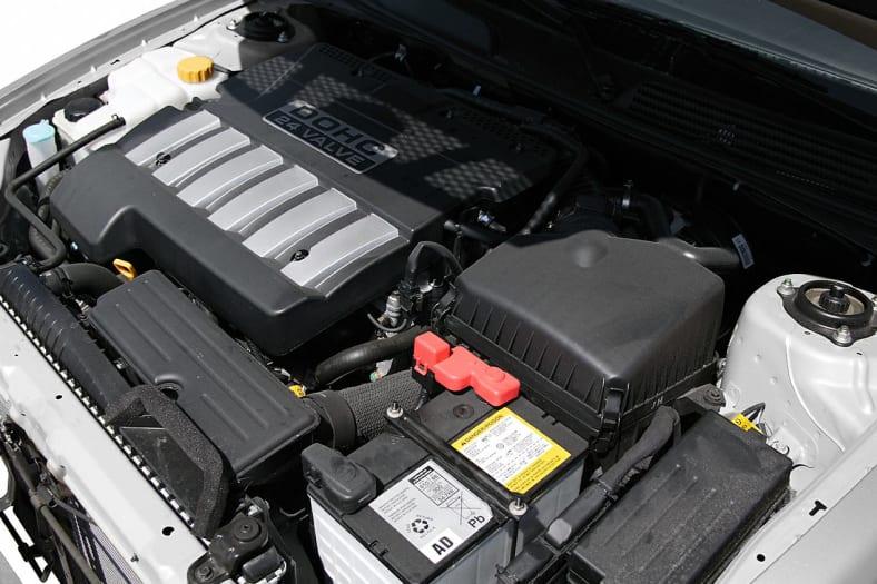 2005 Suzuki Verona Exterior Photo