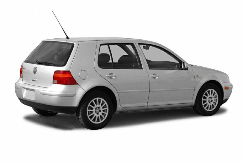 2005 Volkswagen Golf Exterior Photo