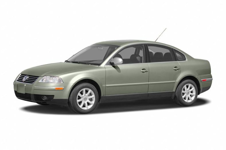 2005 Volkswagen Passat Exterior Photo