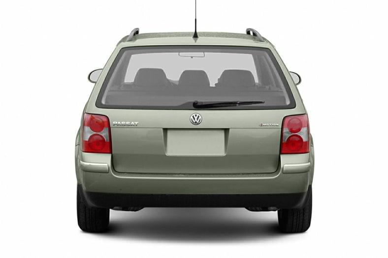 2005 Volkswagen Passat Exterior Photo