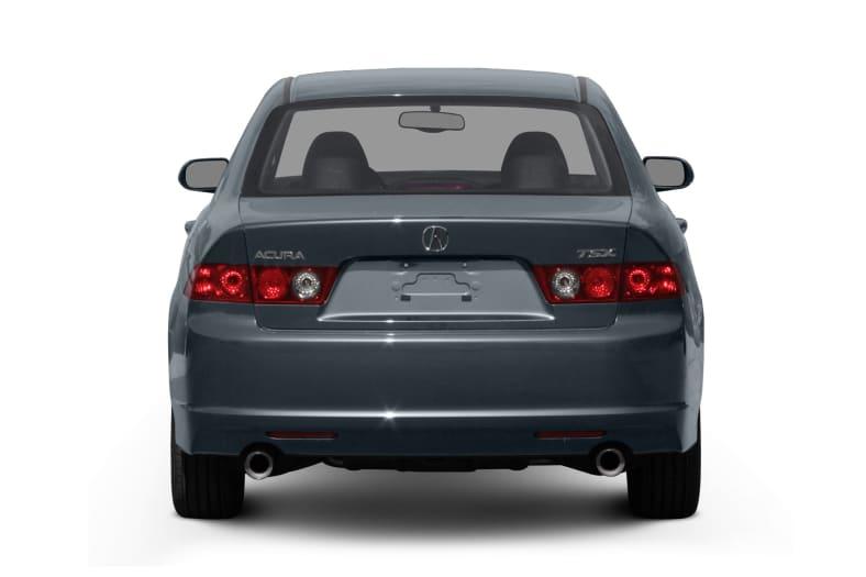 2006 Acura TSX Exterior Photo