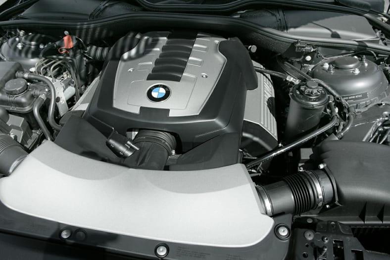 2006 BMW 760 Exterior Photo