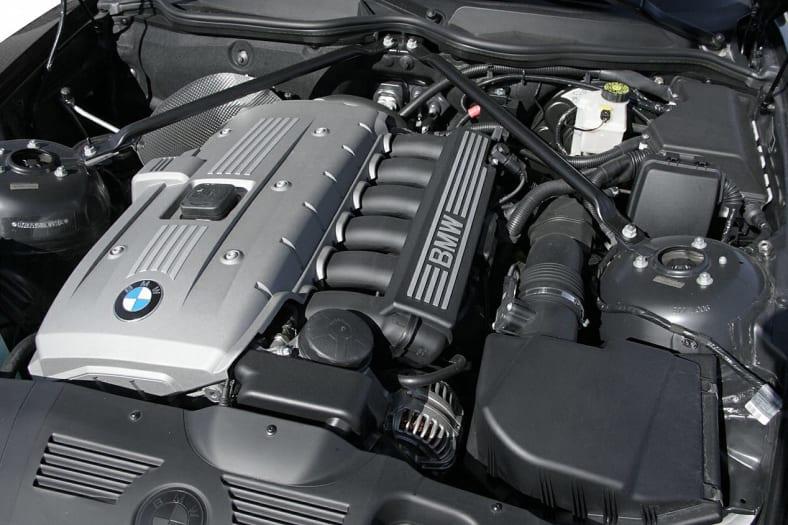 2006 BMW Z4 Exterior Photo