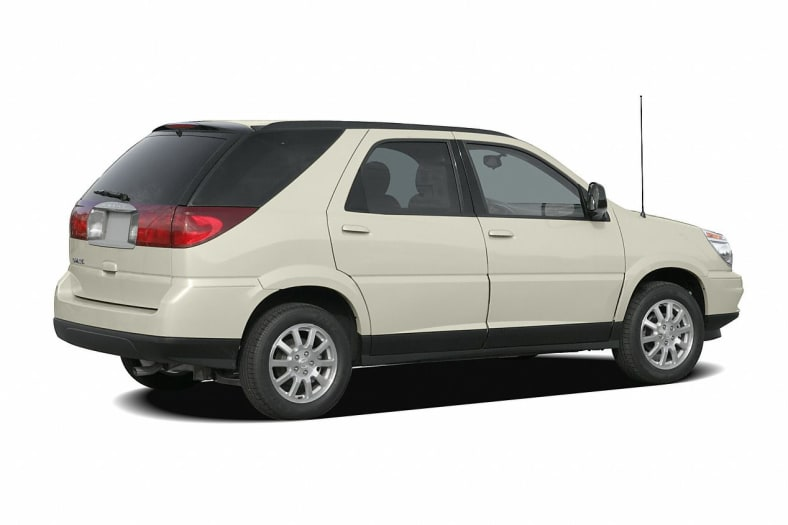 2006 buick rendezvous cxl all wheel drive pictures. Black Bedroom Furniture Sets. Home Design Ideas