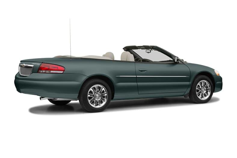 2006 Chrysler Sebring Exterior Photo
