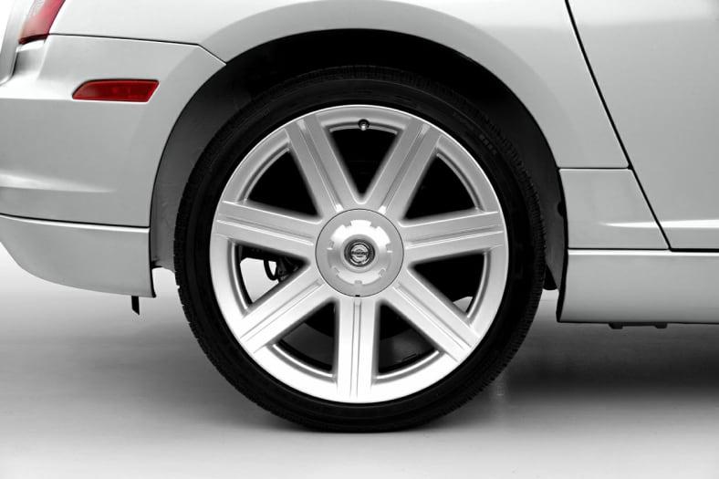 2006 Chrysler Crossfire Exterior Photo