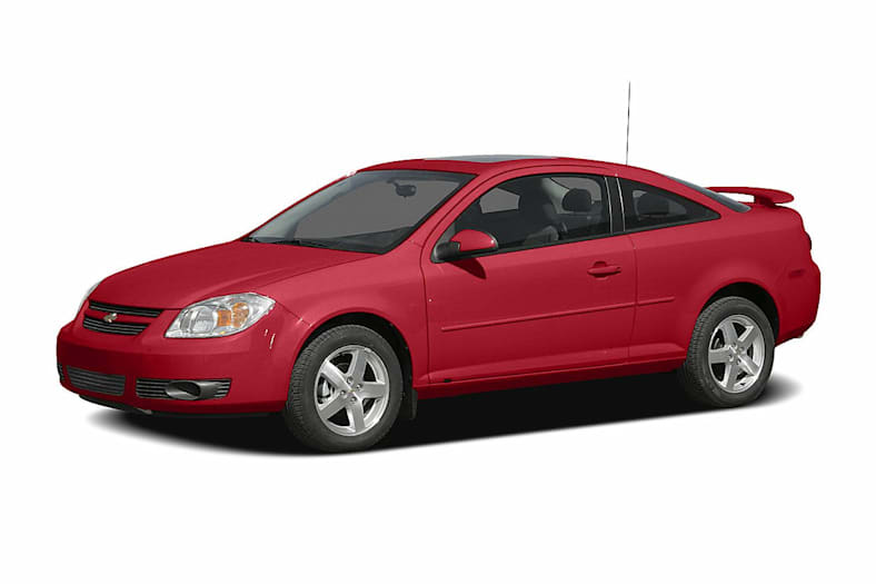 2006 Chevrolet Cobalt Ls 2dr Coupe Information