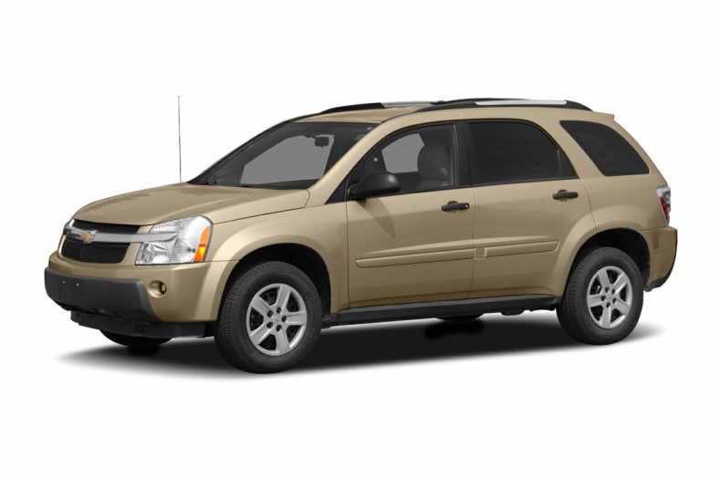 2006 chevrolet equinox information. Black Bedroom Furniture Sets. Home Design Ideas
