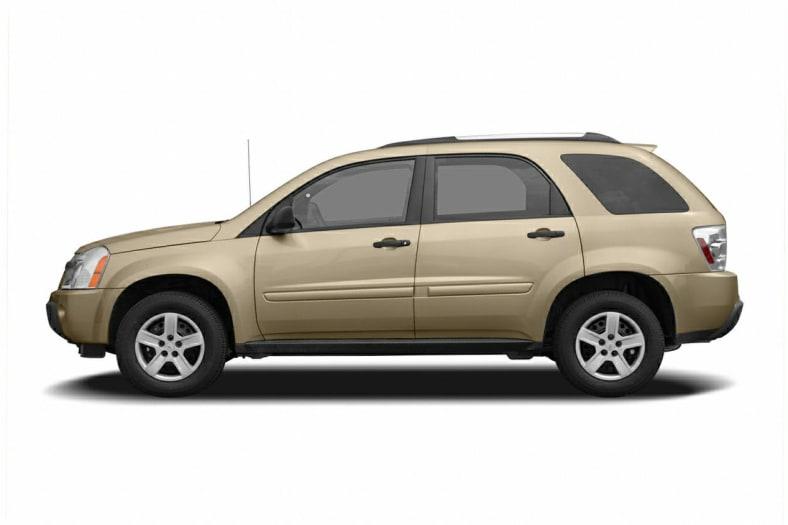 2006 Chevrolet Equinox Exterior Photo