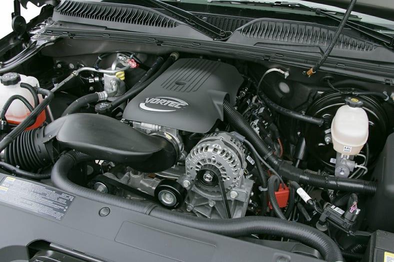 2006 Chevrolet Silverado 1500 Exterior Photo