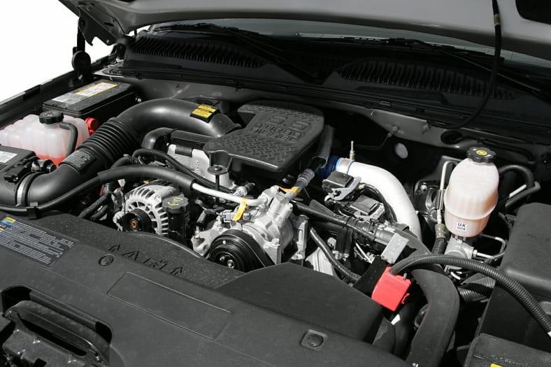 2007 Chevrolet Silverado 2500HD Classic Exterior Photo