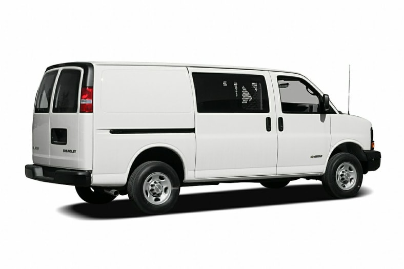 2006 Chevrolet Express Exterior Photo