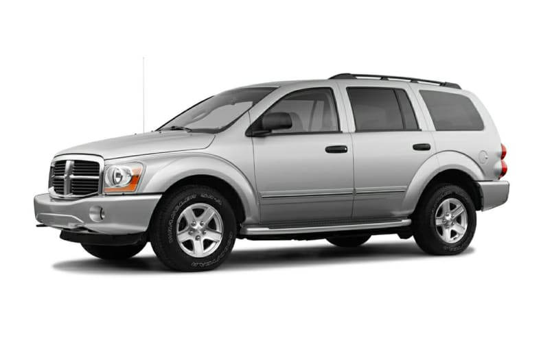 2006 Dodge Durango Exterior Photo