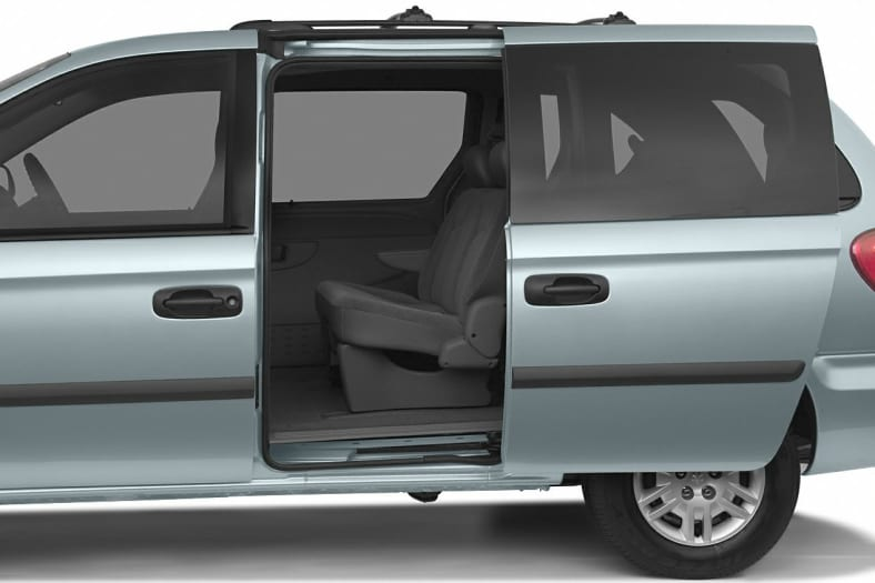 2006 Dodge Caravan Exterior Photo