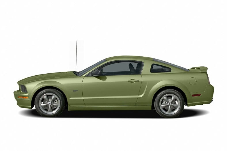 2006 Ford Mustang Exterior Photo