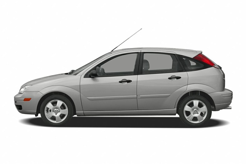2006 Ford Focus Exterior Photo
