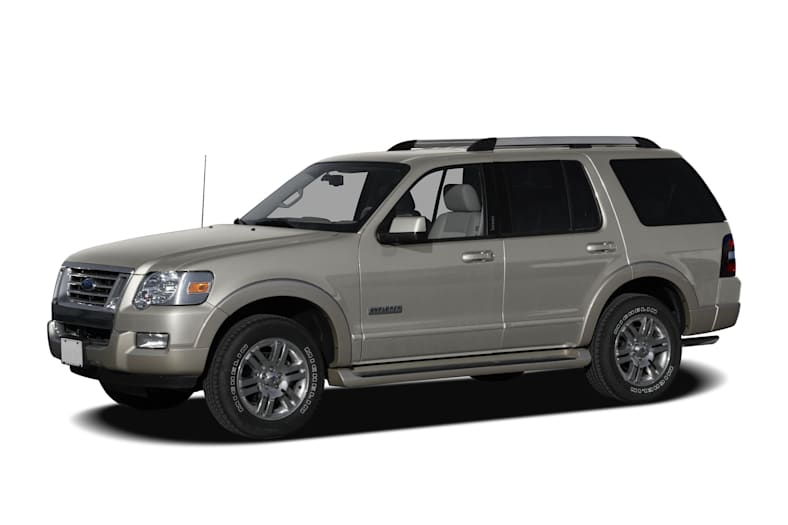 2006 Ford Explorer Exterior Photo