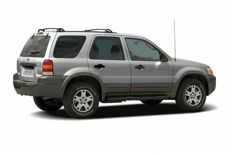 2006 Ford Escape Exterior Photo