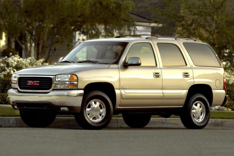 2006 GMC Yukon Exterior Photo