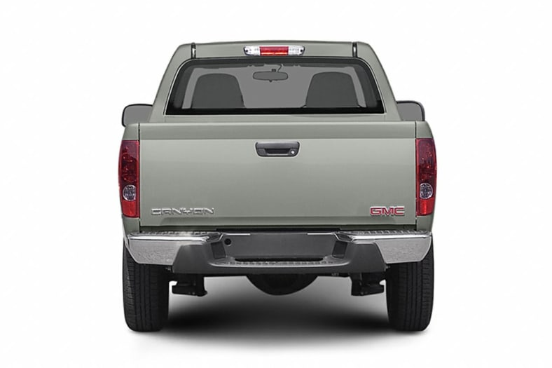 2006 GMC Canyon Exterior Photo