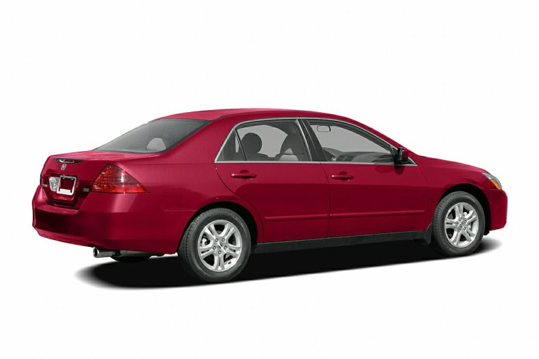 2006 Honda Accord Exterior Photo