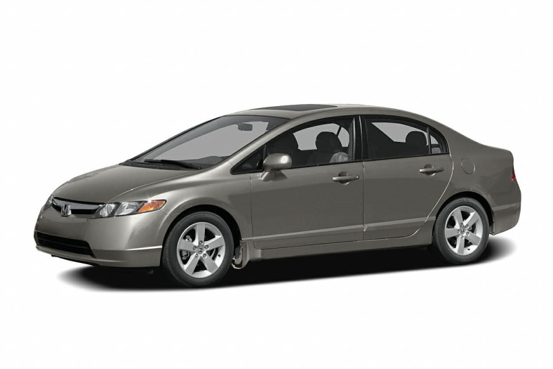 2006 Honda Civic Exterior Photo