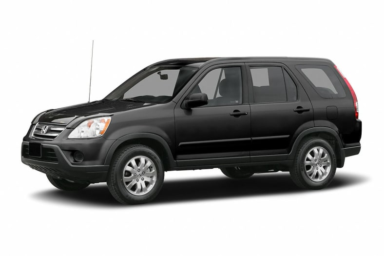 2006 Honda Cr V Information