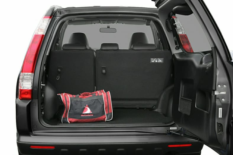 2006 Honda CR-V Exterior Photo